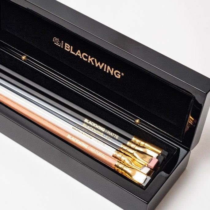 Blackwing Piano Box, 12 pencils