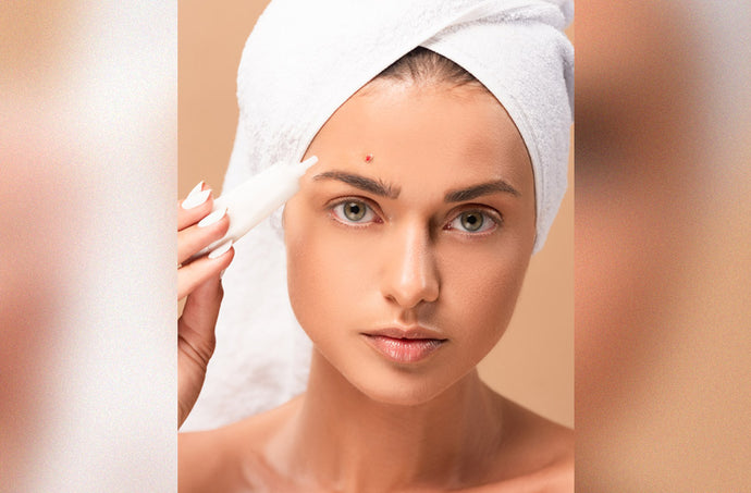 Regimen for acne prone skin