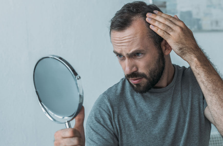 Five Reasons Why Hair Growth Products Don't Work