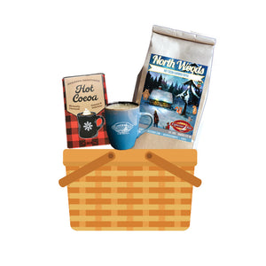 Hot Cocoa Lovers Gift Basket