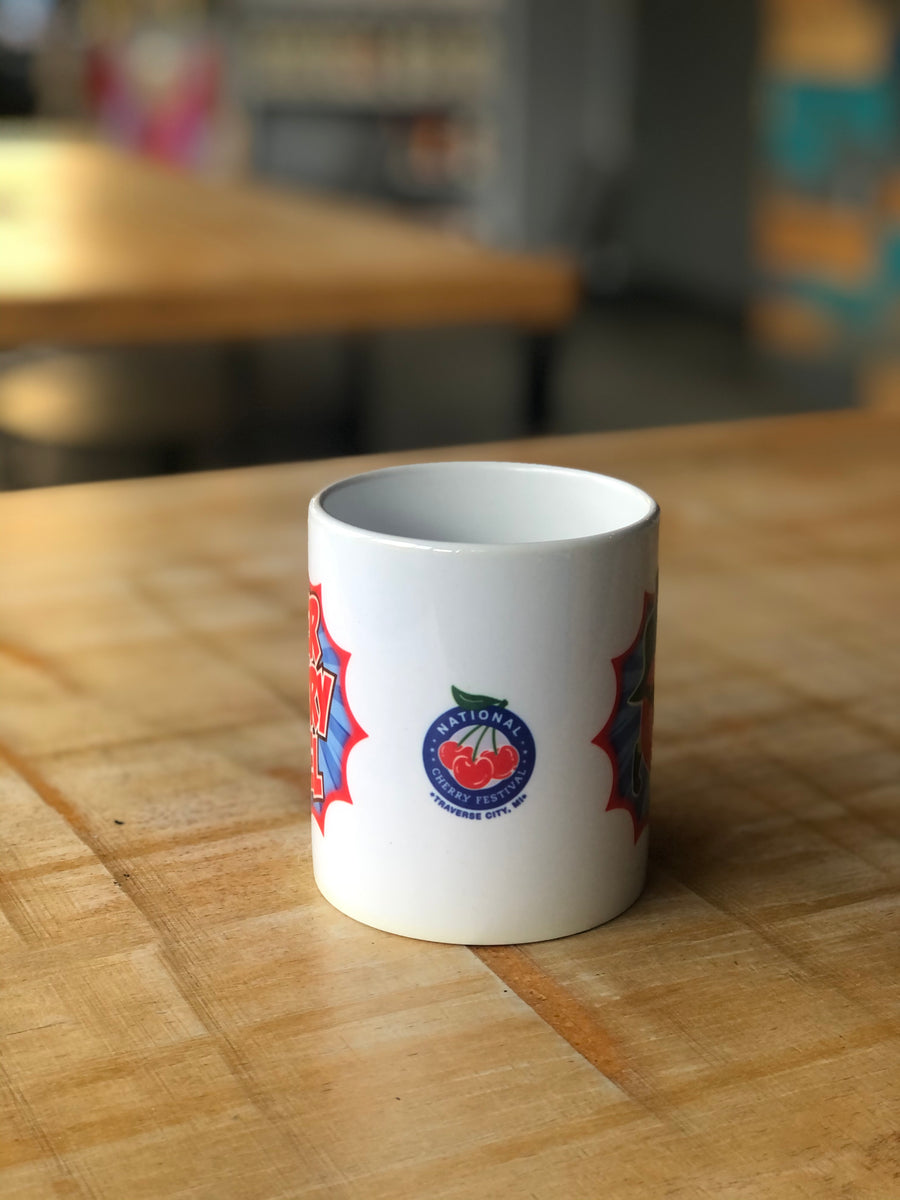 Super Cherry Fuel Mug