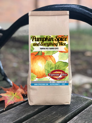 Pumpkin Spice & Everything Nice Blend