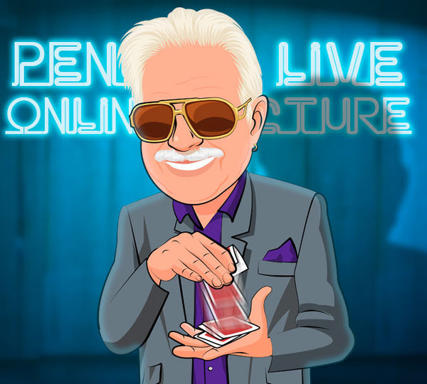 Vinny Marini LIVE - Download Card