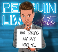 Drew Backenstoss LIVE ACT - Download Card