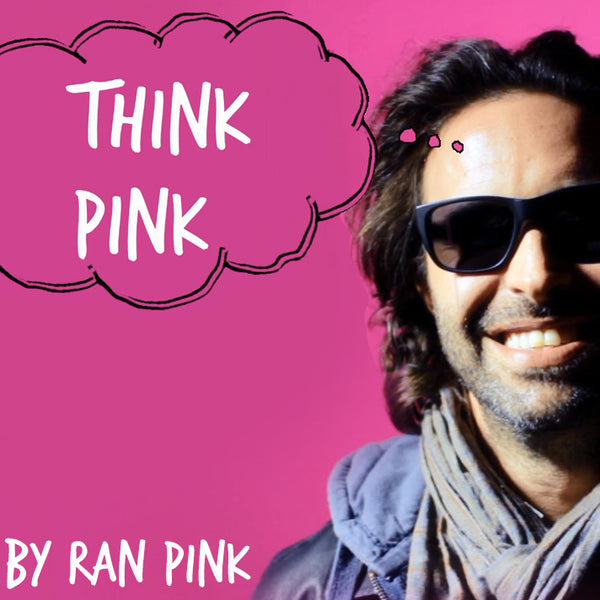 Think Pink DELUXE by Ran Pink and Chad Long - Download Card