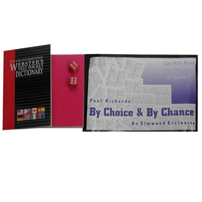 By Choice & By Chance by Paul Richards