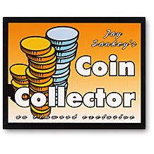 Coin Collector by Jay Sankey