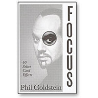 Focus by Phil Goldstein (Max Maven)