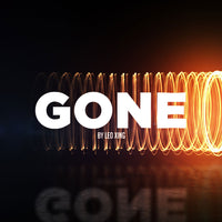 GONE by Leo Xing