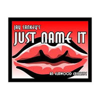 Just Name It by Jay Sankey