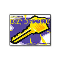 Key Deposit by Jay Sankey