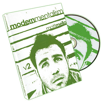 Modern Mentalism V2 by Matt Mello