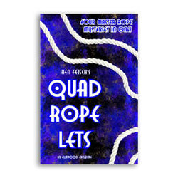 Quad Rope Lets by Hen Fetsch