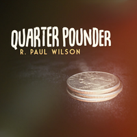 Quarter Pounder by R. Paul Wilson (US Quarter)