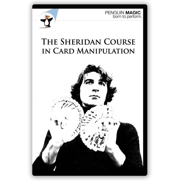Sheridan Course in Card Manipulation by Jeff Sheridan