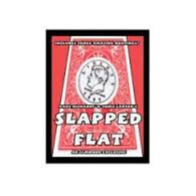 Slapped Flat by Chris Larson
