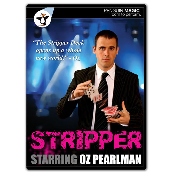 Stripper with Oz Pearlman