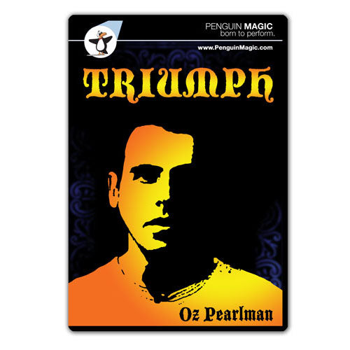 Triumph with Oz Pearlman
