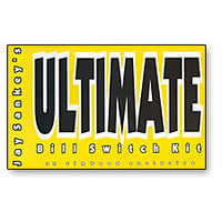 Ultimate Bill Switch Kit by Jay Sankey