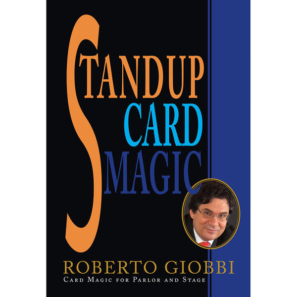 StandUp Card Magic by Robert Giobbi