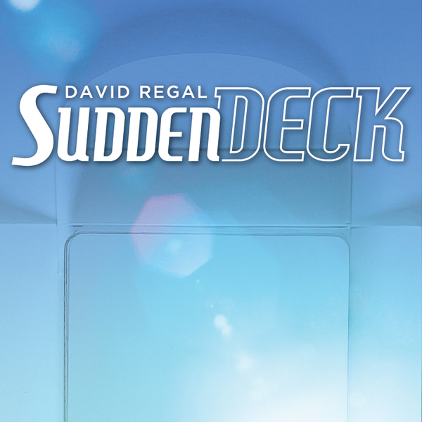 Sudden Deck 3.0 by David Regal