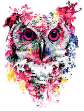 Load image into Gallery viewer, Colorful Animals - Artfully Bliss paint by numbers