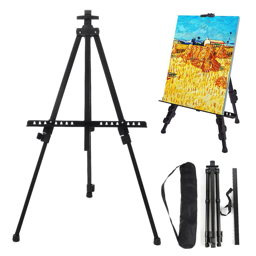 Adjustable Iron Easel Tripod - Artfully Bliss paint by numbers