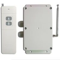 5000M Wireless Remote Control Kit With 4CH 30A High Power Relay Output (Model: 0020111)