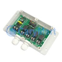 4 Channels 10A AC Power Output Wireless Switch or RF Receiver (Model: 0020221)