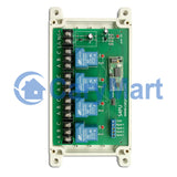 DC 6V 9V 12V 24V Super Long Range Waterproof 4 Way Wireless RF Switch (Model: 0020108)