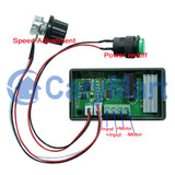 PWM DC 6V~30V 6A Motor Speed Controller with Digital Screen (Model: 0044001)