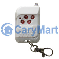 2 CH AC 30A Time Delay Wireless Switch With RF Remote Control (Model: 0020663)