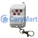 2 CH AC 10A Time Delay Wireless Switch With RF Remote Control (Model: 0020321)