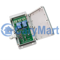 2 Channel 30A Wireless RF Switch With DC Power Supply Output (Model: 0020047)