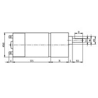 Wireless Remote Control Valve Electric Switch Manipulator with RF Transmitter and 12V Receiver (Model: 0020705)