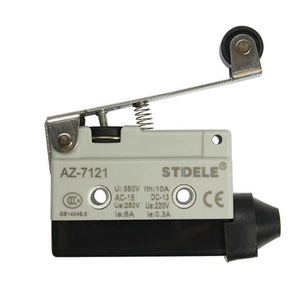 Waterproof Roller Lever Limit Switch