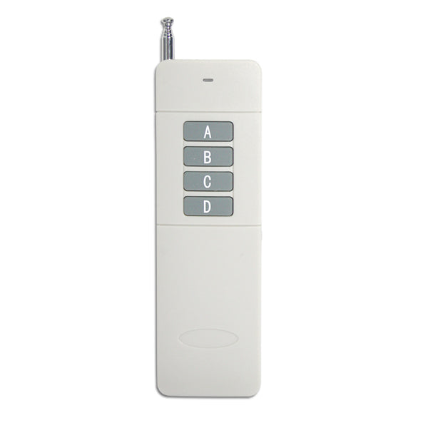 Super-Far Distances DC Power Dry Relay Output Remote Control Receiver Kit (Model: 0020685)