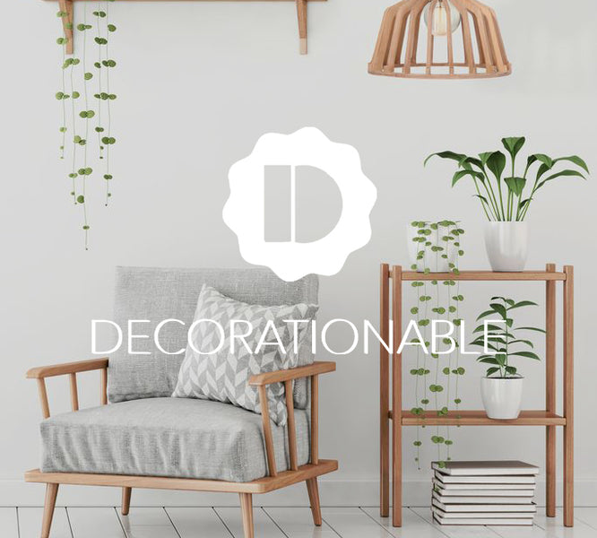 Decorationable