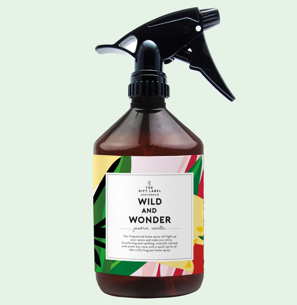 Homespray Wild Wonder -  Jasmin Vanilla