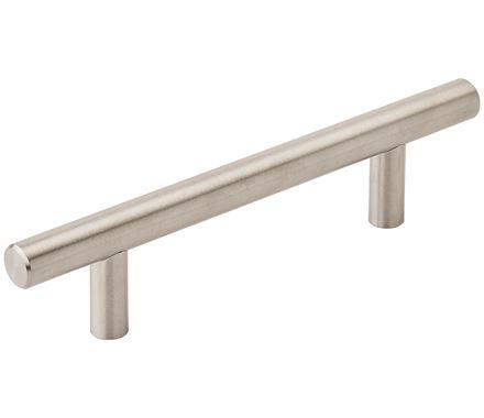 stainless steel cabinet bar pulls