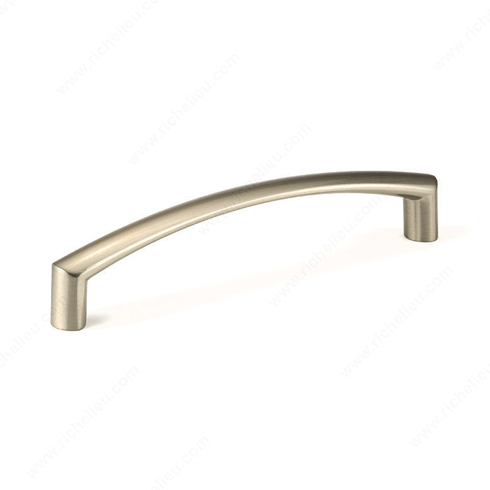 (Pack of 10)-Cabinet hardware Contemporary Metal Pull - 6500