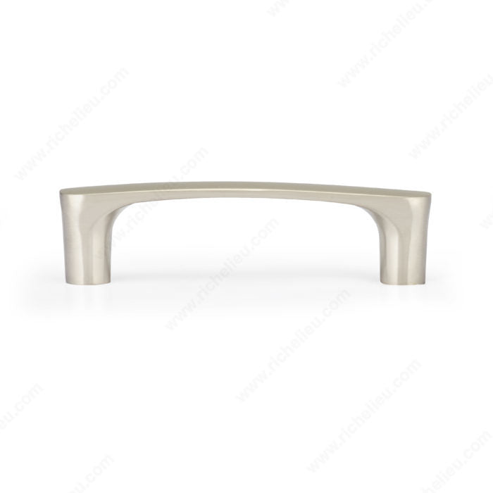 (Pack of 10)-Cabinet pull Contemporary Metal Pull - 7345