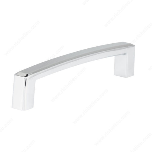 (Pack of 10)-Contemporary Metal Pull - 8189 - RTA kitchen and Bath