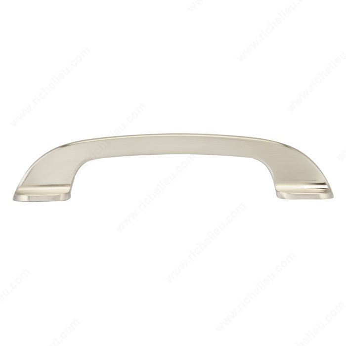 (Pack of 10) Cabinet hardware Contemporary Metal Pull - 7350