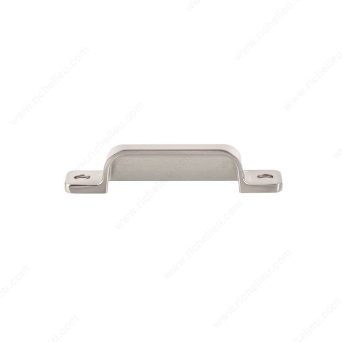 (Pack of 10)-Transitional Metal Pull - 8716 - RTA kitchen and Bath