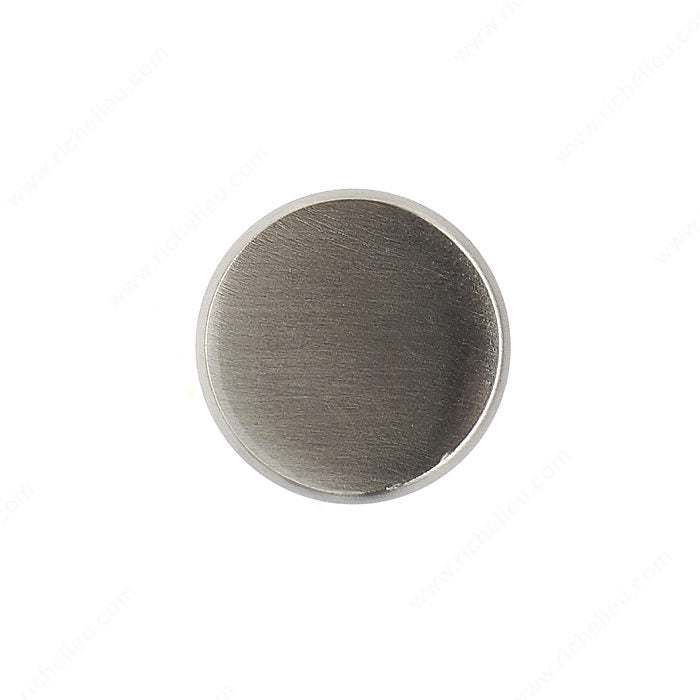 (Pack of 10)-Contemporary Metal Knob - 868