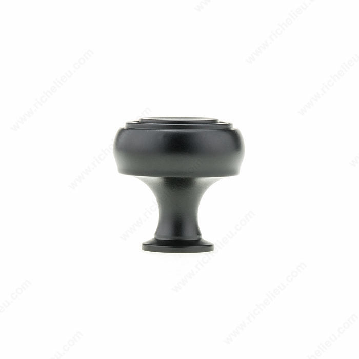 (Pack of 10)-round surface elegant Contemporary Metal Knob - 8722