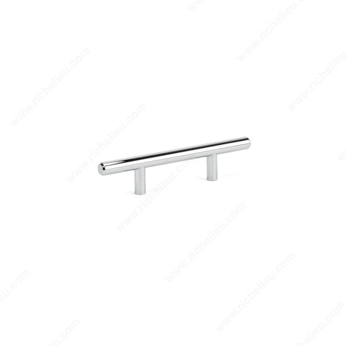 (Pack of 10)-Cabinet pull Contemporary Steel Pull - 305