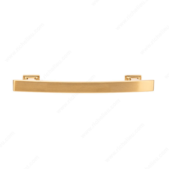 Transitional Metal Pull - 5254 (Aurum Brushed Gold)