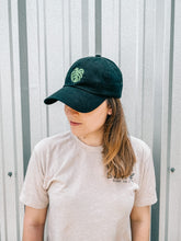 Load image into Gallery viewer, BWH 'Monstera Leaf' Dad Hat